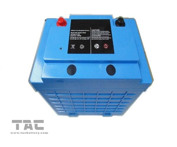 ABS + PC Housing 12V LiFePO4 Battery Pack For Van 220ah Deep Circle 2000 Times