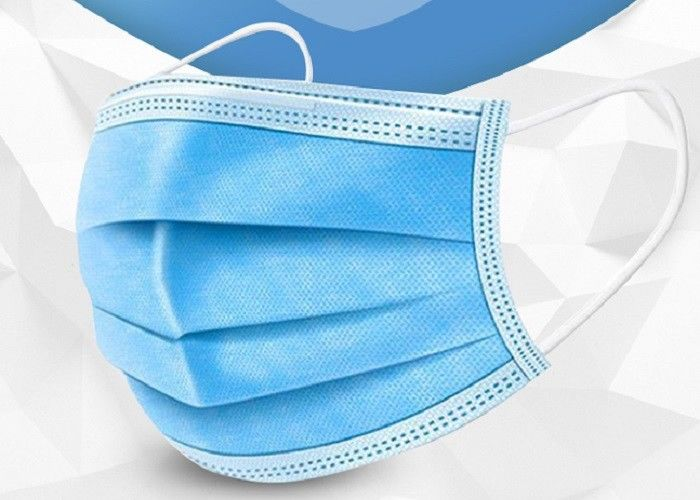 KN95 Standard Surgical Disposable Mask For Hospital / Beauty Spa