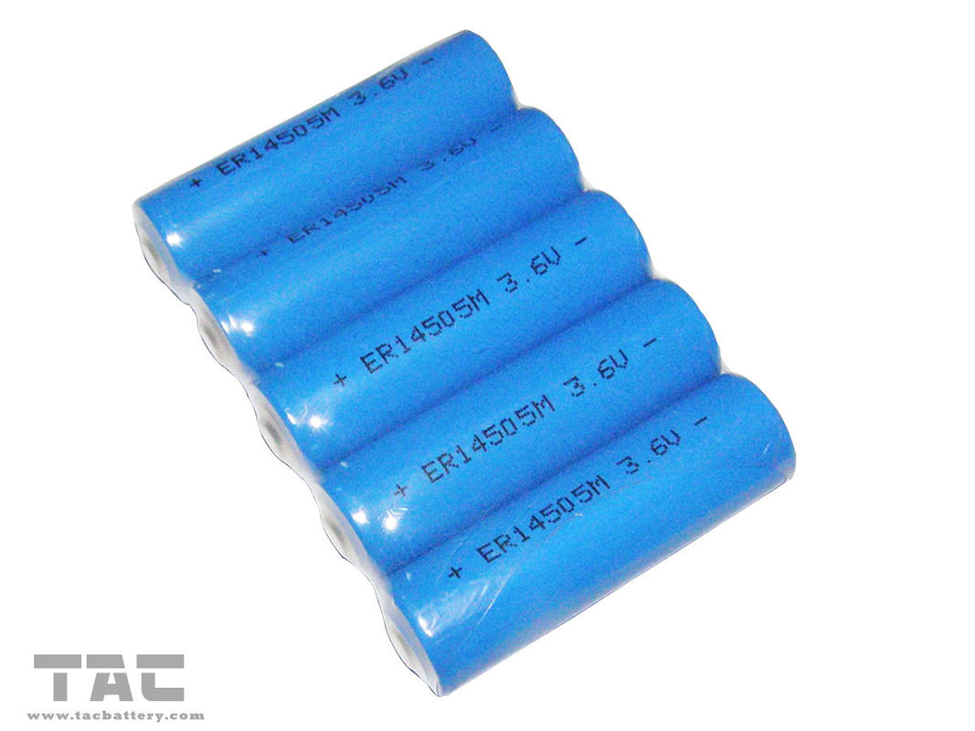 Low passivation3.6V Primary  Li-On Battery Wide Temperature for Laryngoscope