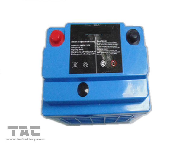 Car Battery Pack / 110AH 12V LiFePO4 Battery Pack Replaceable Lead-acid