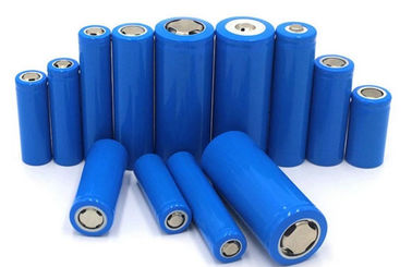 Cylindrical 3.2V LiFePO4 Battery 26650 3200mAh Energy Type for Truck